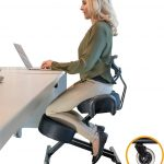 Buy Sleekform Kneeling Chair for Perfect Posture | Ergonomic Knee Stool Relievin...