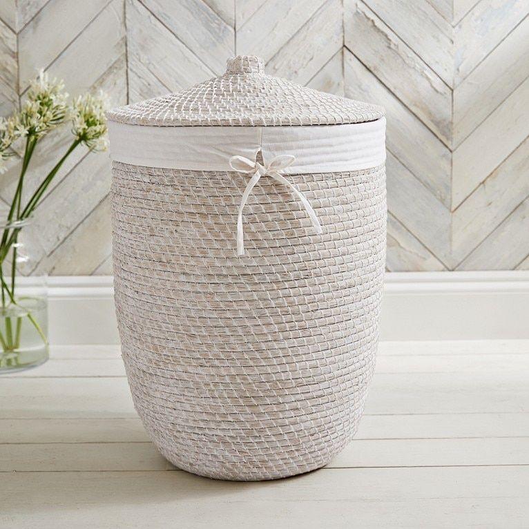 Alibaba Laundry Basket | Laundry & Storage | The White Company