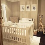 "Boori Europe on Instagram: ""A simple yet effective gender neutral nursery! How stunning are the animal prints? Perfect to complement our Boori Sleigh cot bed and…"""