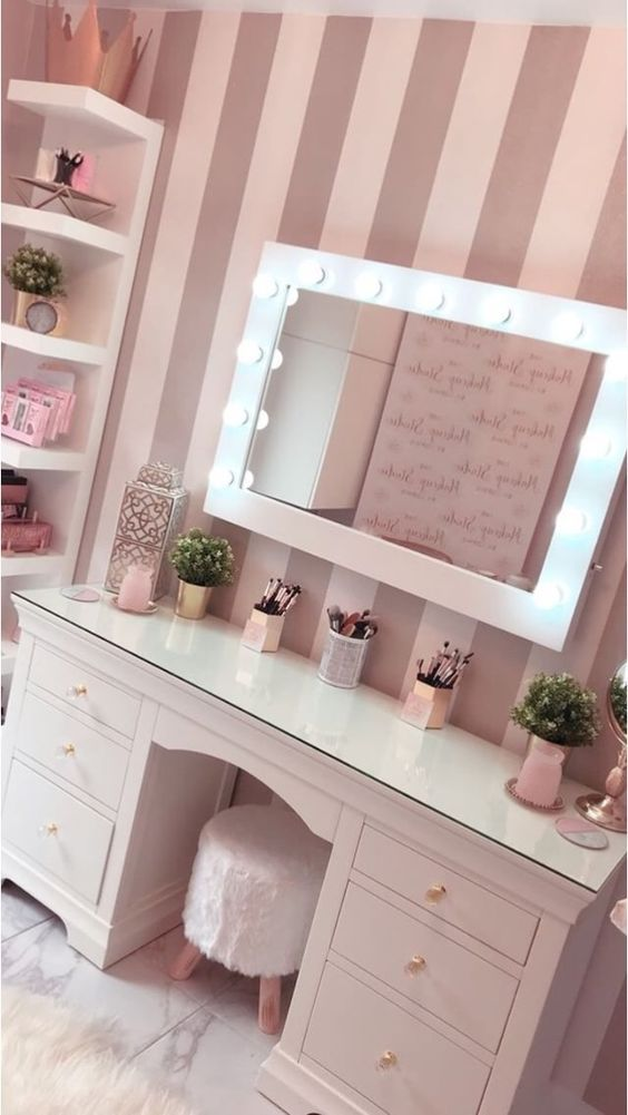 66 EXQUISITE DRESSING TABLE MAKES THE BEDROOM MORE WARM – Page 65 of 66 – Breyi