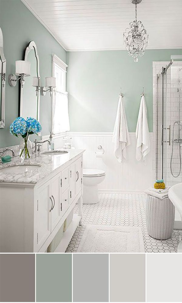 111 World`s Best Bathroom Color Schemes For Your Home   Homesthetics – Inspiring ideas for your home.