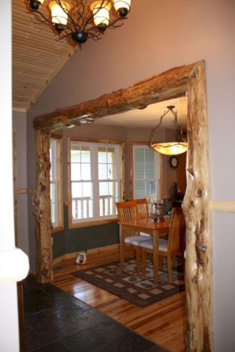 16 Creative Log Furniture Ideas to Own at Home | Futurist Architecture