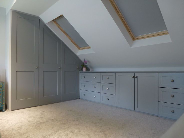 16+ Extraordinary Attic Rooms Design Ideas | Convert Attic Into Bedroom And Bathroom | Attic …