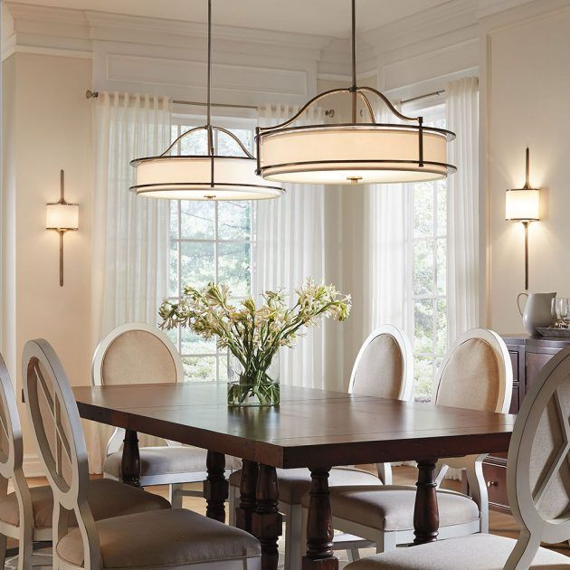 17 Gorgeous Dining Room Chandelier Designs For Your Inspiration – pickndecor.com/design