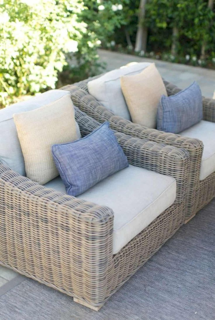 17 Impressive Outdoor Furniture Ideas