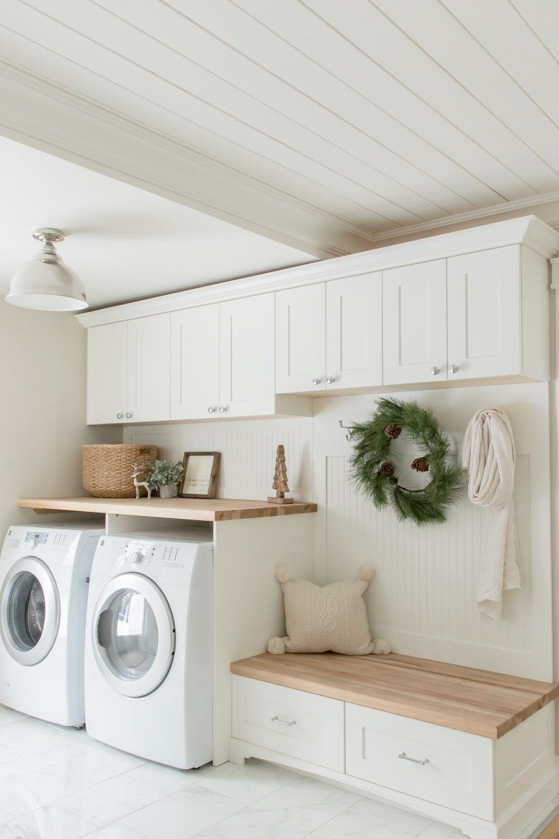 18 Inspiring Laundry Room Ideas for Small Spaces