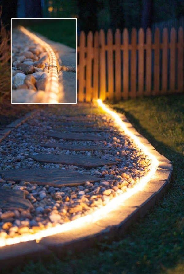 18 Outdoor Lighting Ideas