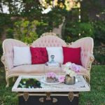 18 trendy wedding outdoor lounge furniture vintage couches