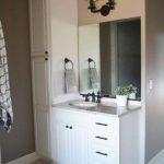 19 new ideas bathroom vanity ideas small linen closets