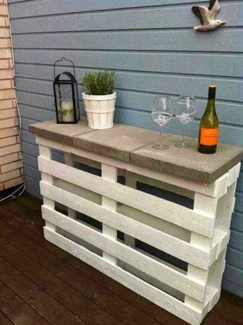 20 Amazing DIY Garden Furniture Ideas You Can Make for Your Home and Garden – Pa…