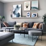 20+ Attractive Living Room Wall Decor Ideas To Copy Asap