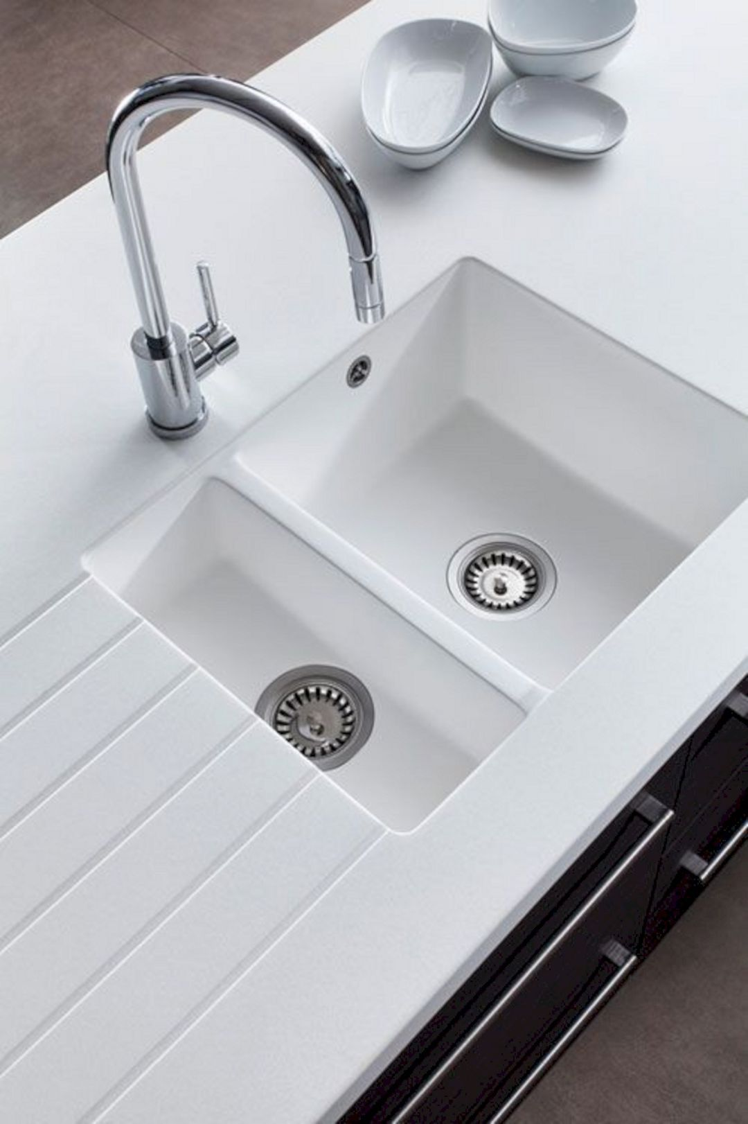 20 Best Kitchen Sink Ideas For Awesome Tiny Home Decoration