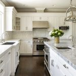 20 Best Modern White Kitchen Cabinet Ideas for 2019