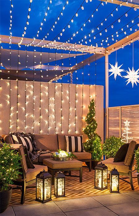 20 Cool Pergola Lighting Ideas For The Best Summer Nights – worldefashion.com/decor