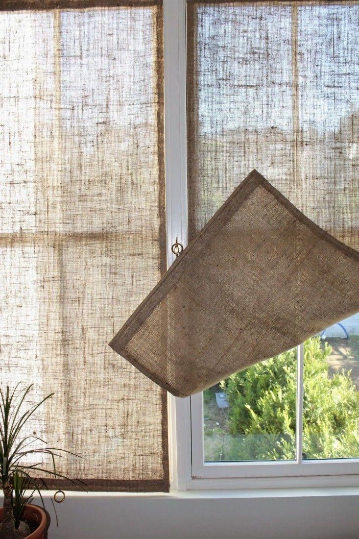 20 Creative Window Treatments – worldefashion.com/decor