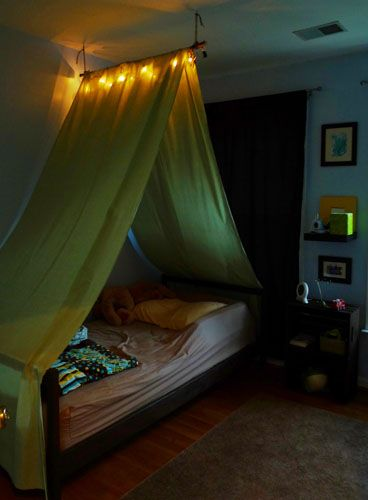 20+ Creative and Simple DIY Bedroom Canopy Ideas on A Budget – fancydecors