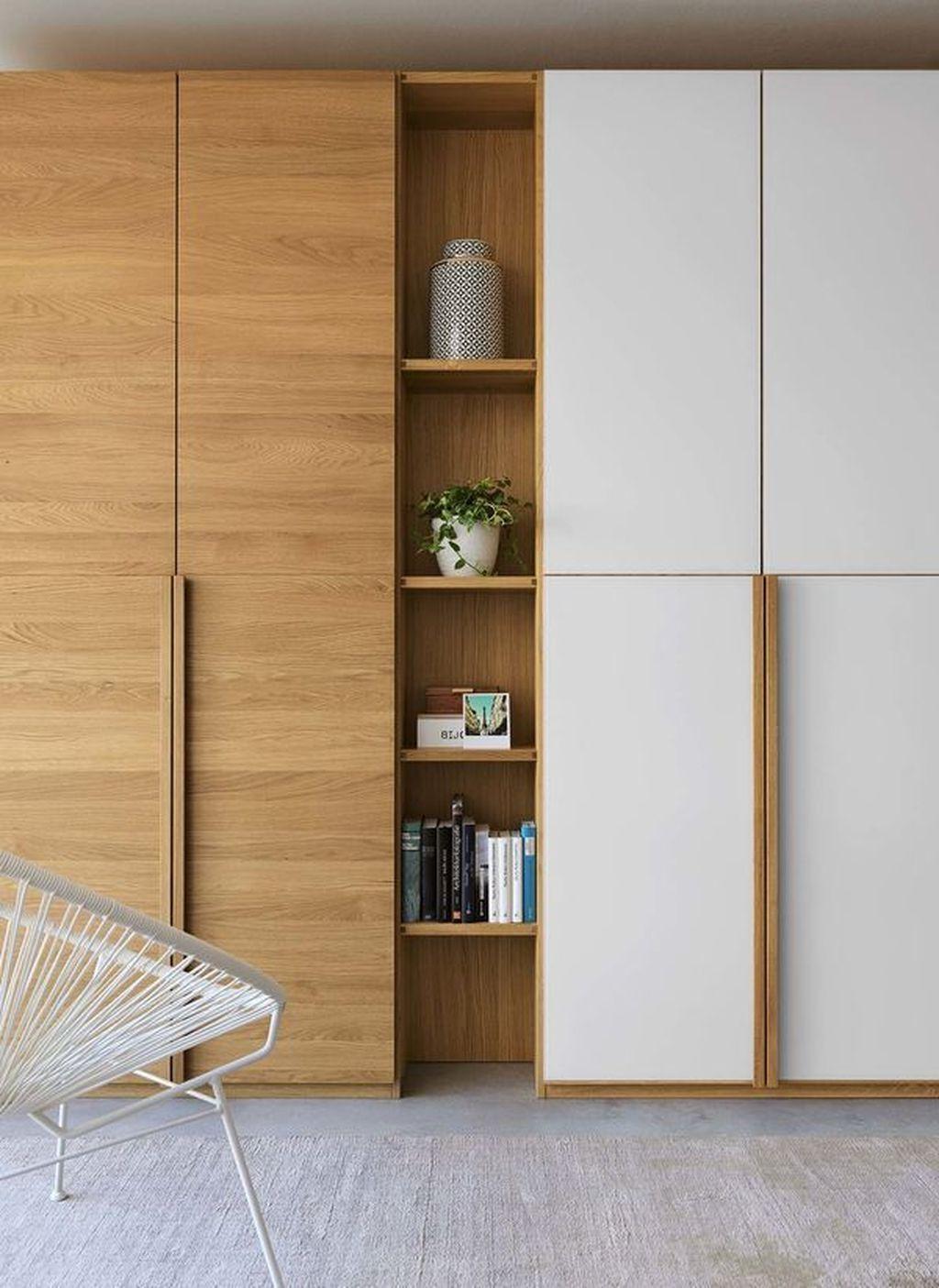 20+ Elegant Wardrobe Design Ideas For Your Small Bedroom