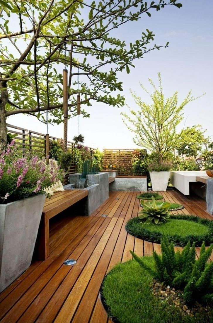 20 Stunning Roof Garden Ideas For You To Try – Instaloverz