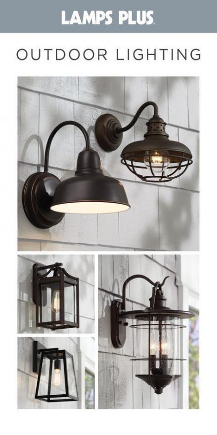 20+ Trendy farmhouse lighting fixtures outdoor