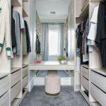 20 unglaubliche kleine begehbare Kleiderschränke - https://pickndecor.com/dekor