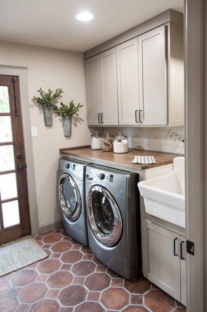 21 Laundry Room Makeover Ideas – Captain Decor