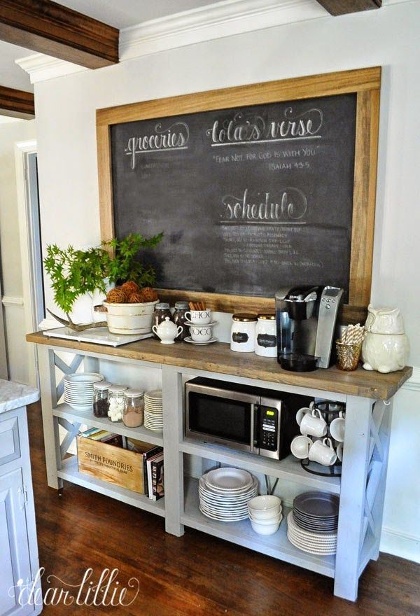 23 Brew-ti-fully Designed Coffee Station Ideas – Don Pedro
