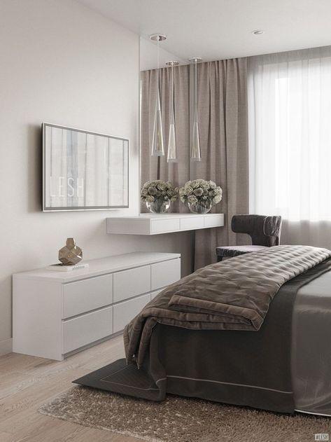 23+ Modern Bedroom Ideas Which Meet Comfort – STATIONHOME
