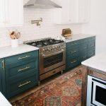 23 Perfekte Farbideen für das Lackieren von Küchenschränken, die Ihr Zuhause individuell gestalten – Dekoration Ideen - https://bingefashion.com/haus