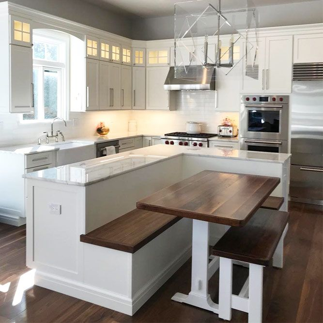 24 Best Kitchen Island Ideas Finally In One Place