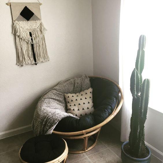 25 Comfortable Papasan Chair Design Ideas – Page 14 of 25 – VimDecor
