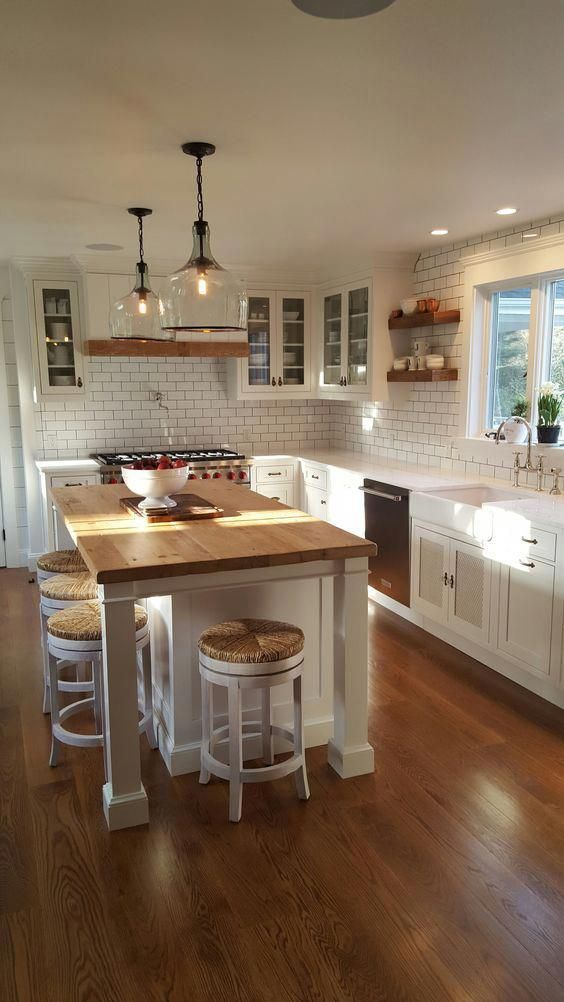 25+ Kitchen Island Ideas with Seating & Storage – pickndecor.com/furniture