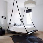 25+ Marvelous Hanging Beds Design For Unique Bedroom Ideas