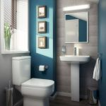 25 Small Bathroom Design Ideas That Will Make a Huge Impact - GODIYGO.COM