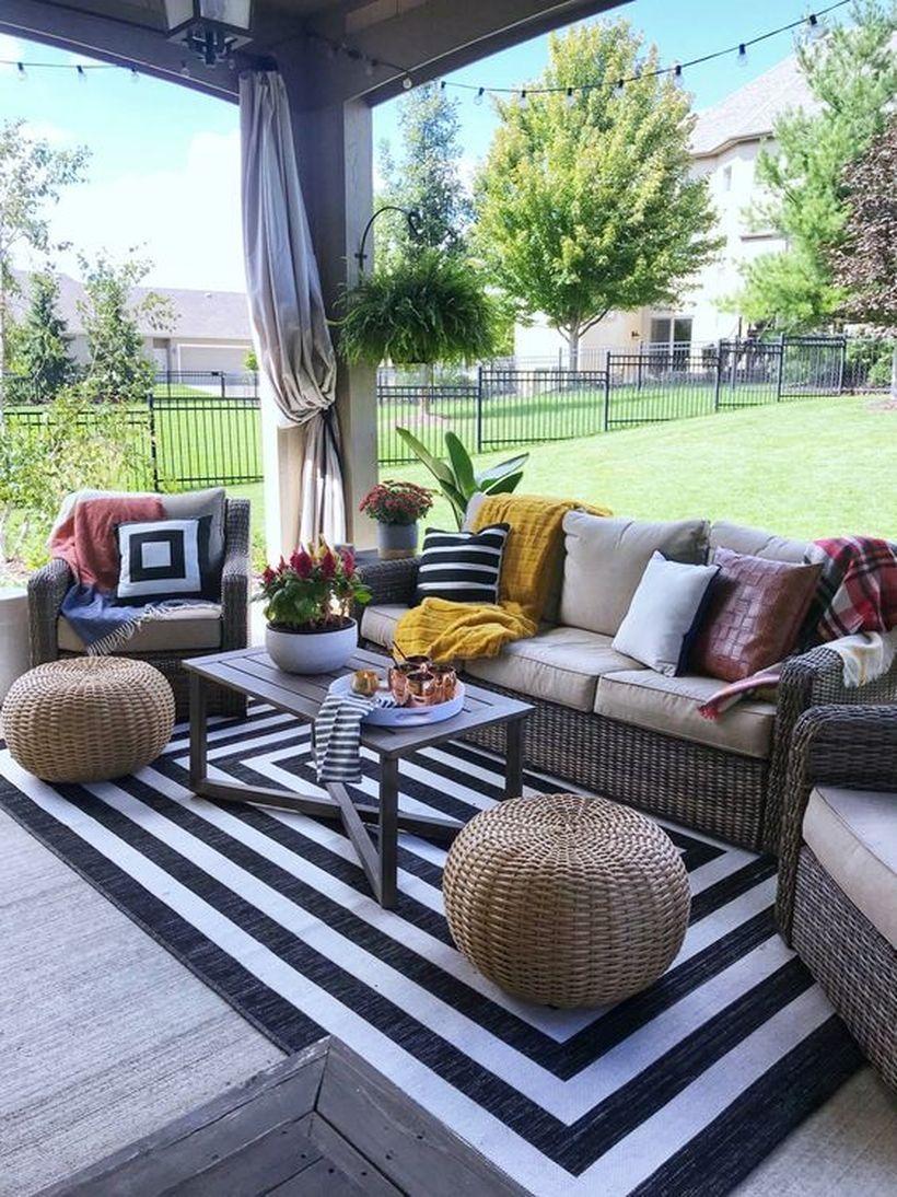 25 Stunning Outdoor Patio Furniture Design To Inspire