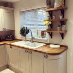 26+ Best Ideas For Kitchen Dark Wood Worktop