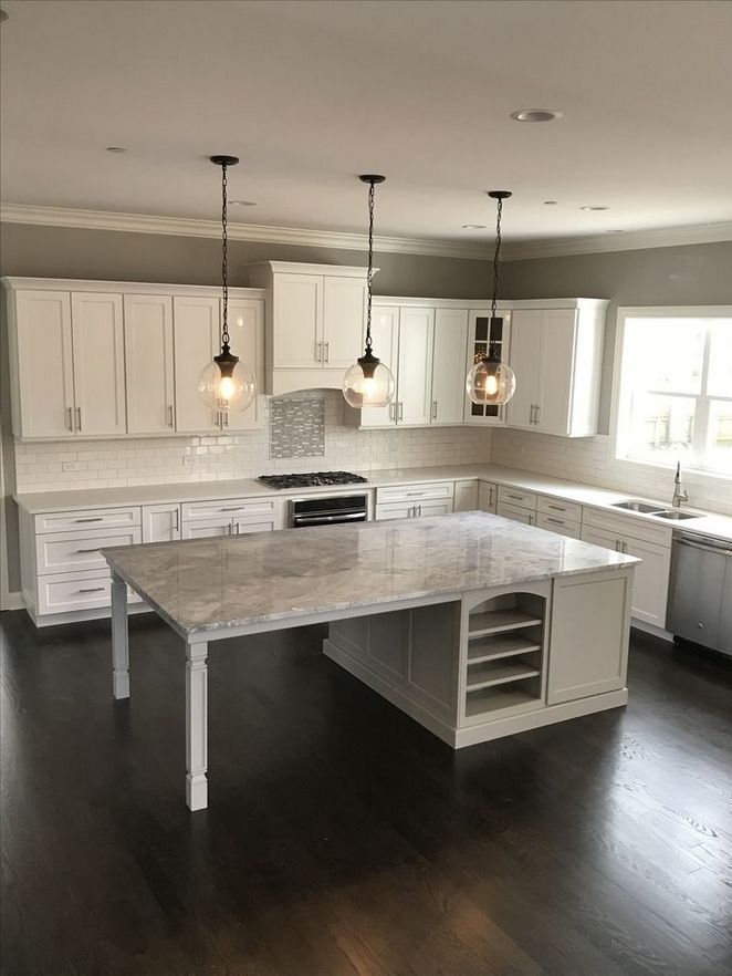 +26 The Run Down On Kitchen Island Ideas Diy With Seating Exposed 57 – apikhome.com