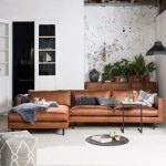 26 beautiful brown leather sofas make beautiful your living room 7 | lingoistica.com