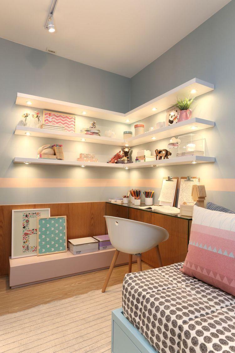 fabulous girls bedroom ideas   27 Fabulous Girls Bedroom Ideas to Realize Their Dreamy ...