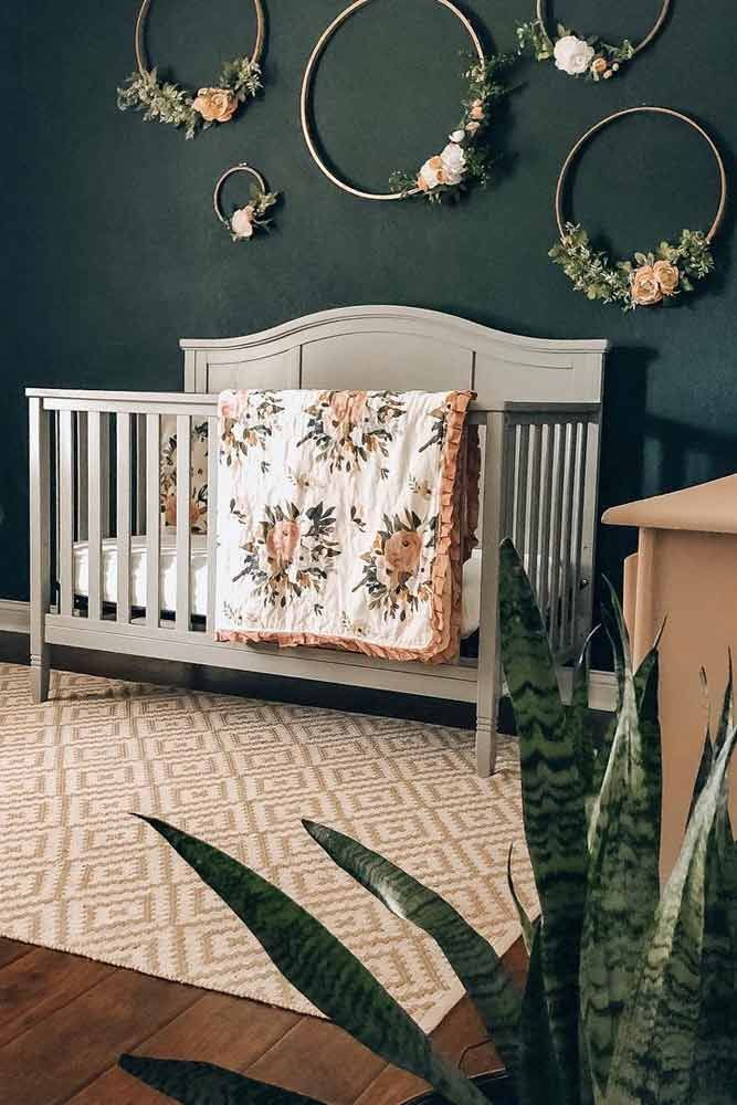 27 Gorgeous Nursery Ideas To Bring Up Your Baby With Taste For Style