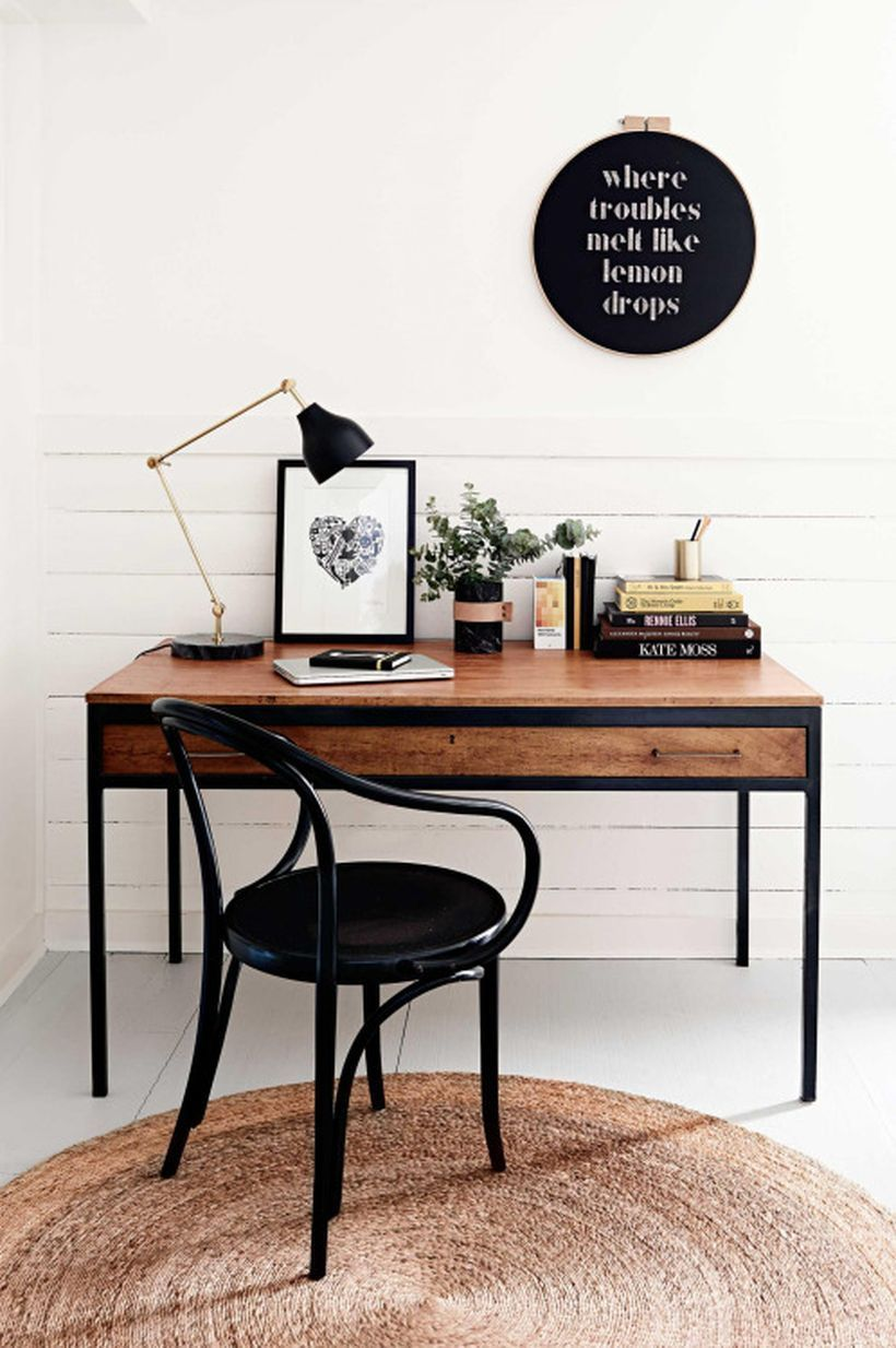 27 Inspirational Study Space Ideas – ideacoration.co
