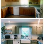 27 Inspiring Kitchen Makeovers- Before and After - Nesting With Grace