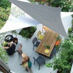 27+ trendy Ideas garden shade sail decks