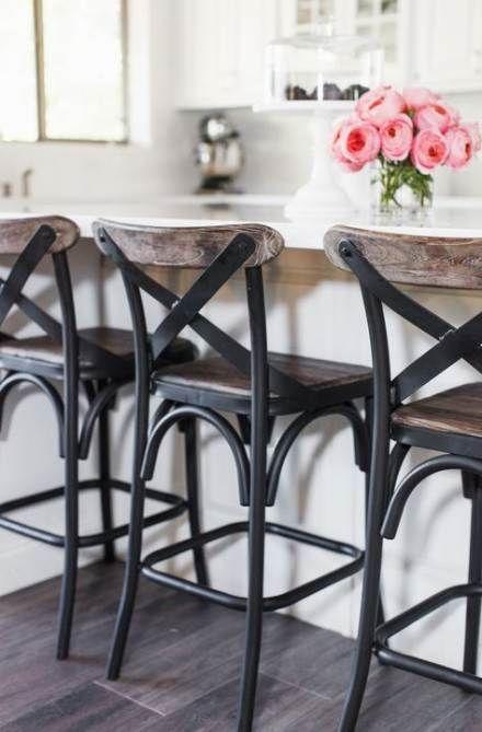 28 Trendy Farmhouse Kitchen Chairs Bar Stools