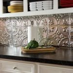 29 Cool & Cheap DIY Kitchen Backsplash Ideas (8)