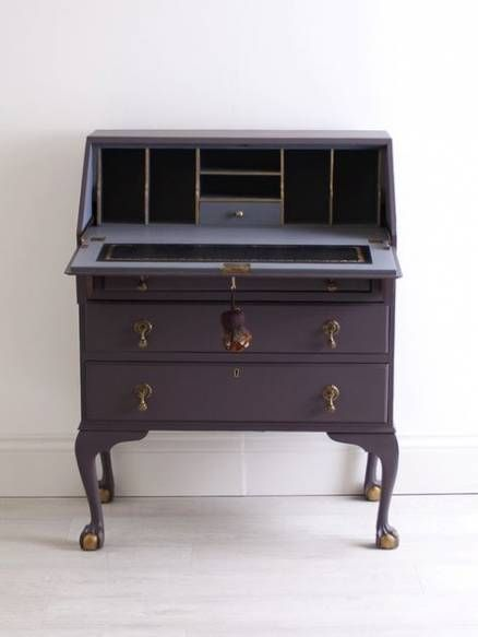 29+ New Ideas For Upcycled Furniture Diy Desk Writing Bureau