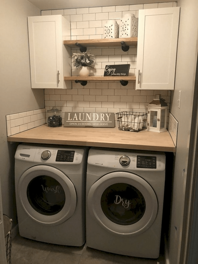 29  Perfect Laundry Rooms Design Ideas