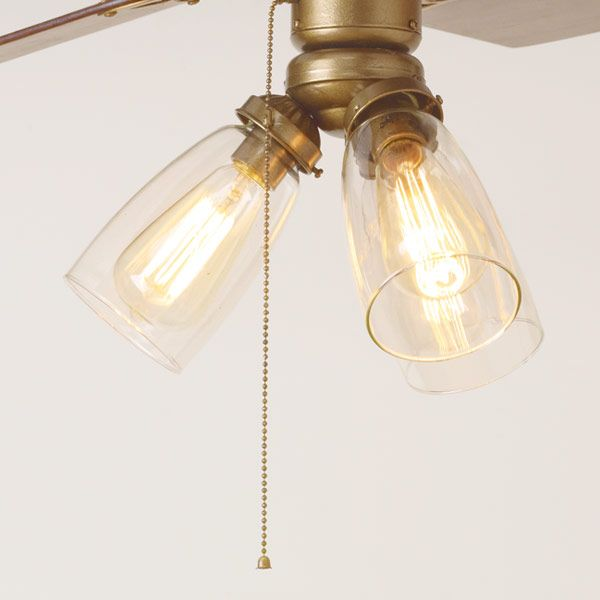 3 Ways to Spiff Up a Ceiling Fan