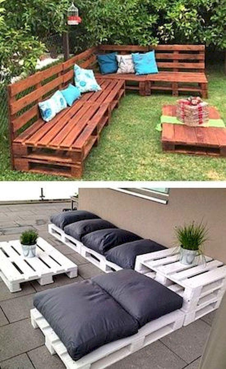 30 Awesome DIY Patio Furniture Ideas – Patio Furniture – Ideas of Patio Furnitur…