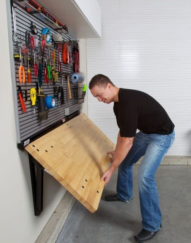 30+ BEST Garage Organization and Storage Ideas, Tips and DIY Projects