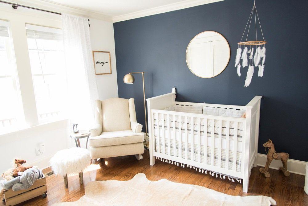 30 Baby Boy Nursery Design Ideas (Photos)